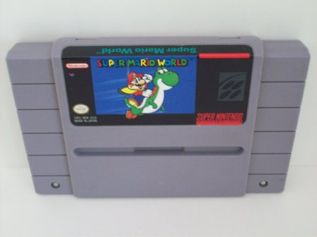Super Mario World - SNES Game